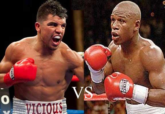 Mayweather VS Ortiz