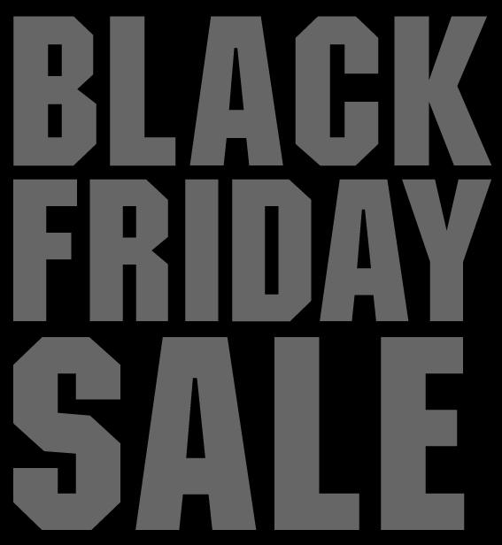 Black Friday Sale 2011