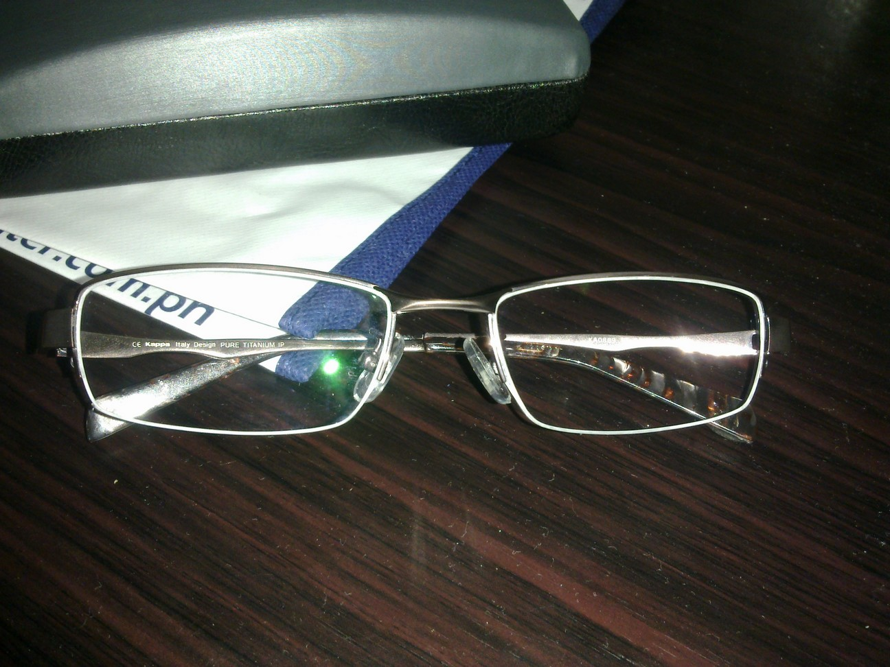 Eyeglasses Frames Ideal Vision : My New Glasses From Ideal Vision - Strife of Cloud