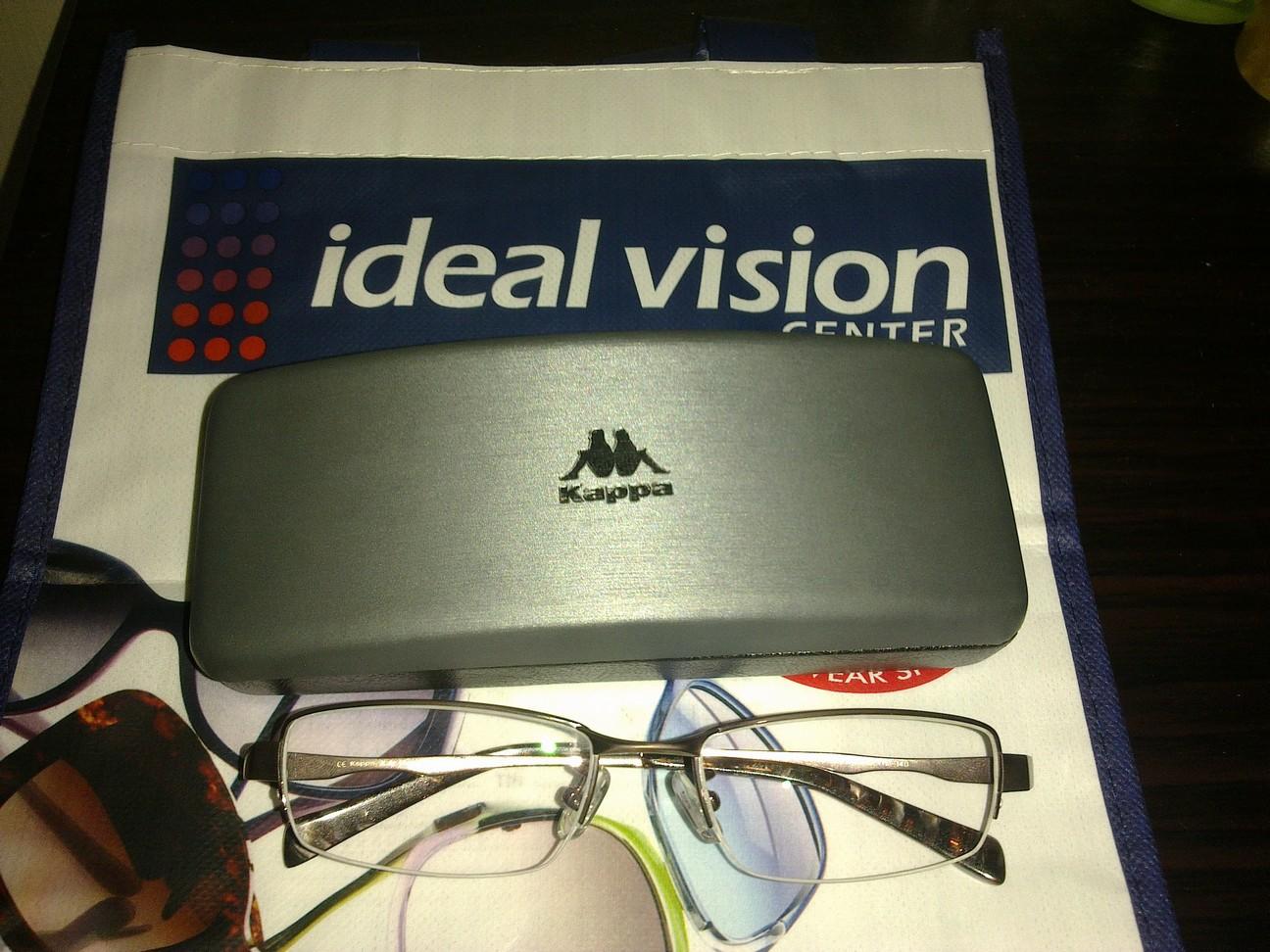 Kappa Ideal Vision