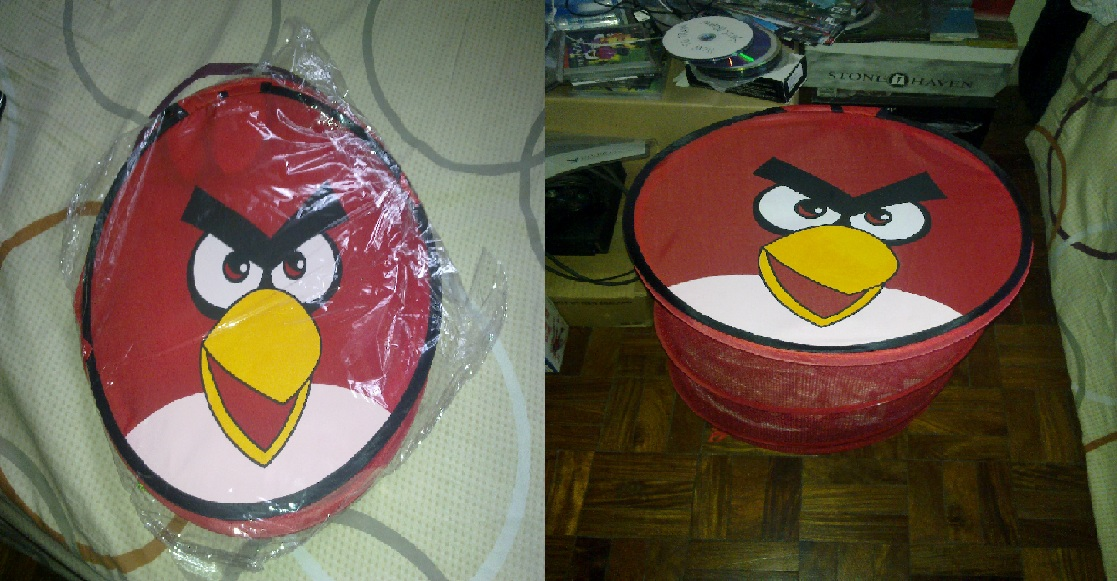 Angry Birds Hamper