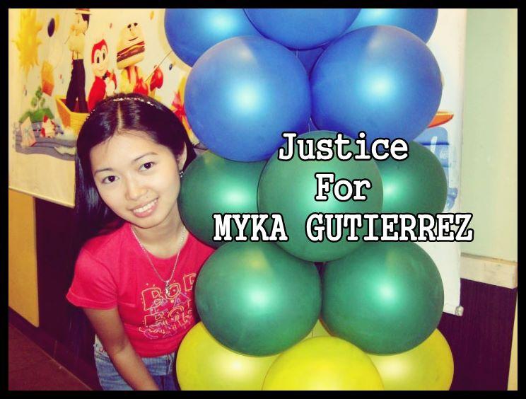 Justice for Myka Gutierrez