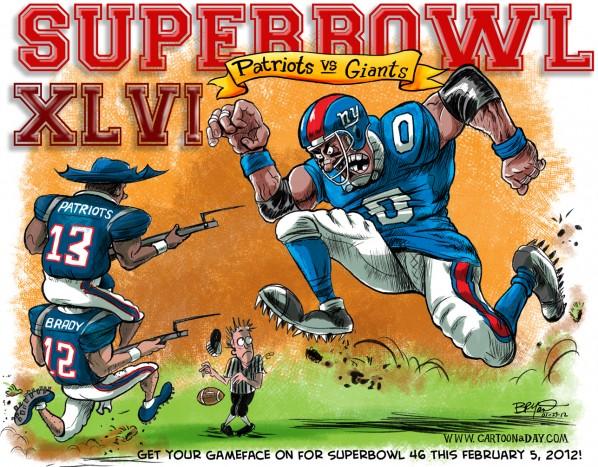 Superbowl 2012 Live Stream