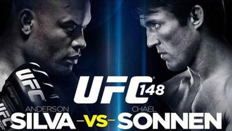 UFC 148 Silva VS Sonnen