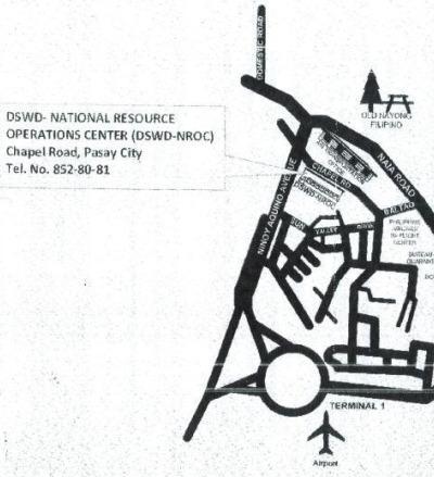DSWD Map