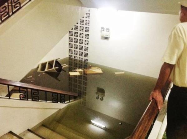 Ust Hospital Flooded