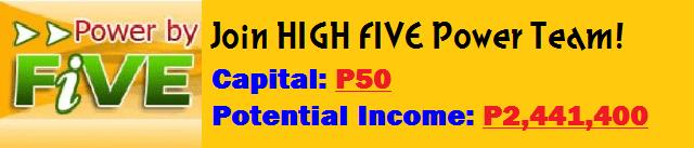Join High Five Power Team!