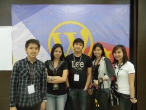 Wordcamp Philippines 2012 New Friends