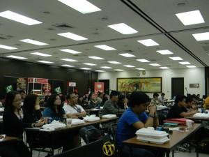 Wordcamp Philippines 2012 Campers