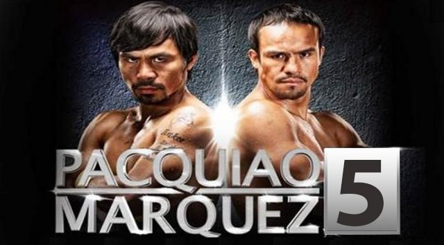 Pacquiao Marquez 5