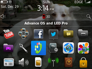 Advance OS and LED Pro