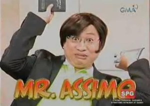 Mr Assimo