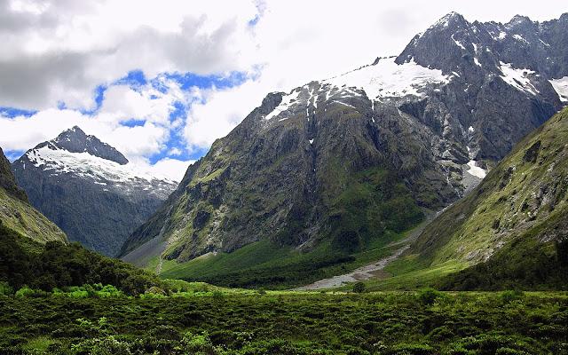 NZ Mountain